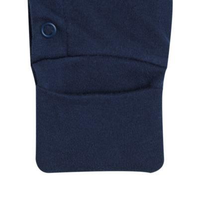 Imagem 5 do produto Jogo Maternidade com Macacão e Manta em algodão egípcio Harold - Bibe - 39Z39-01 CJ MATERNIDADE MASC-RN