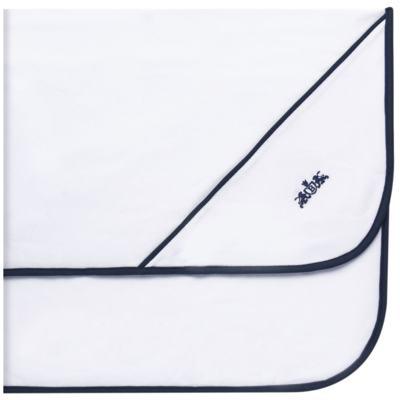 Imagem 6 do produto Jogo Maternidade com Macacão e Manta em algodão egípcio Harold - Bibe - 39Z39-01 CJ MATERNIDADE MASC-RN