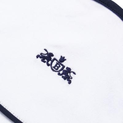 Imagem 7 do produto Jogo Maternidade com Macacão e Manta em algodão egípcio Harold - Bibe - 39Z39-01 CJ MATERNIDADE MASC-RN