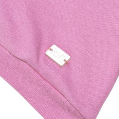 Imagem 5 do produto Body curto com Shorts em algodão egípcio c/ jato de cerâmica e filtro solar fps 50 L'Hortensia - Mini & Kids - CBS1746 CJ. BODY MC SHORTS SUEDINE HORTÊNCIAS-GG