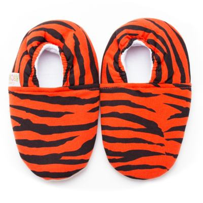 Imagem 1 do produto Pantufa Little Tiger - Cara de Criança - P2357 TIGRE P PANTUFA M/MALHA -27/28