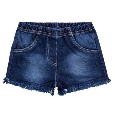 Imagem 1 do produto Shorts para bebê jeans Destroyed - Tilly Baby - TB168000 SHORT JEANS FEMININO-M