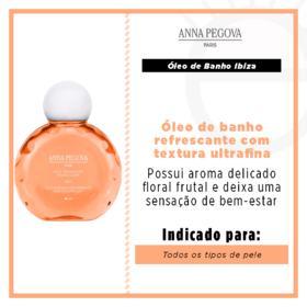 Óleo de Banho Anna Pegova - Huile Déodorante Ibiza - 200ml