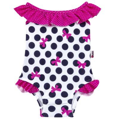 Imagem 1 do produto Maiô para bebê em Lycra Navy - Puket