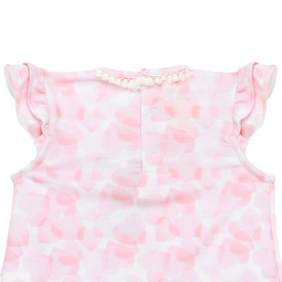 Imagem 4 do produto Vestido com Calcinha para bebe em viscomfort Love Cactus - Petit - 14534300 VESTIDO TRANSP CALCINHA VISCOMFORT LOVE CACTUS-RN