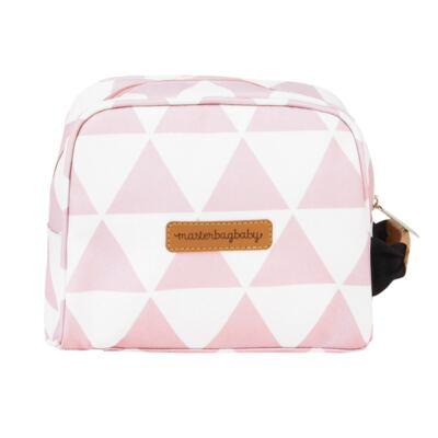 Imagem 4 do produto Bolsa Everyday  + Frasqueira térmica Emy + Necessaire Manhattan Rosa - Masterbag