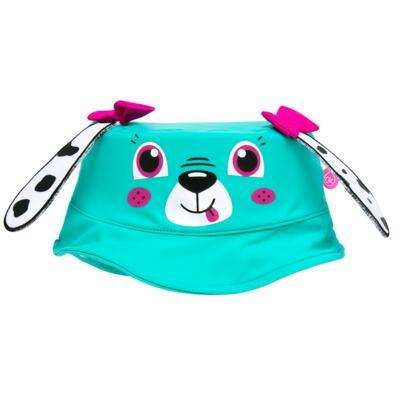 Imagem 5 do produto Conjunto de Banho para bebe Dalmatians: Camiseta + Maiô + Chapéu - Cara de Criança - KIT 1 2536: MB2536+CH2536+CCAB2536 MAIO E CHAPEU E CAMISETA DALMATA-G