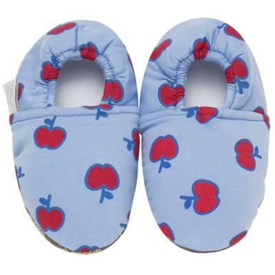 Imagem 1 do produto Pantufa Boneca para bebe de Neve - Cara de Criança - 1367-LULI DE NEVE P PANTUFA M/MALHA-23/24