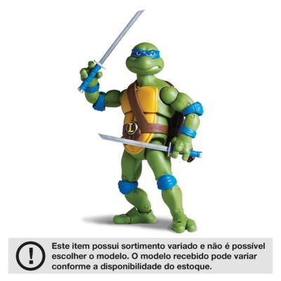 Imagem 1 do produto Tartarugas Ninja Figura Retrô - BR032