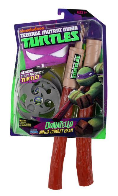 Imagem 2 do produto Tartarugas Ninja Role Play Donatello  Multikids - BR038D