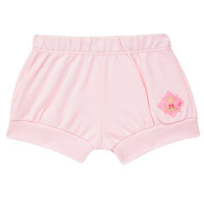 Imagem 4 do produto Regata c/ Shorts para bebe em algodão egípcio Princess - Bibe - 39G23-G79 CJ CUR F RG SH BY BIBE-P