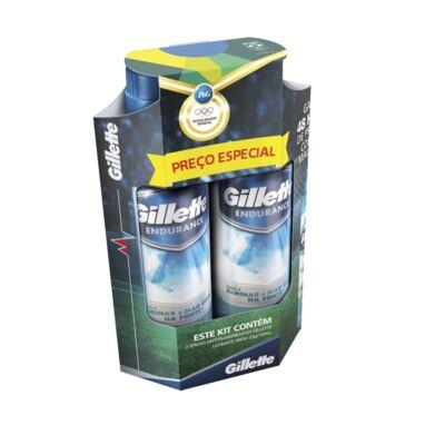 Imagem 1 do produto Kit Desodorante Gillette Ultimate Fresh 2 Unidades com Preço Especial
