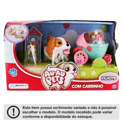 Imagem 3 do produto Au Au Pets Com Carrinho - BR542