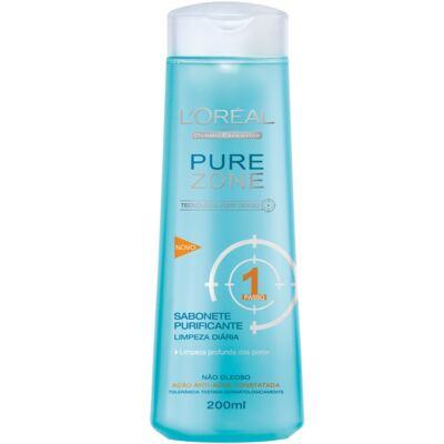 Imagem 1 do produto Pure Zone 1 Gel Limpeza 200g