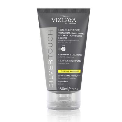 Imagem 3 do produto Kit Vizcaya Silver Touch Shampoo 200ml + Condicionador 200ml