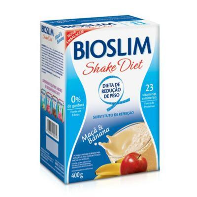 Imagem 2 do produto Kit Gel Redutor Siluet 40 200ml + Bioslim Shake Diet Maça e Banana 400g + Barra Trio Pro 30 Vit Chocolate 33g