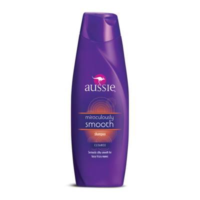 Imagem 2 do produto Aussie Smooth Shampoo 400ml + Aussie Smooth Tratamento Capilar 3 Minutos Milagrosos 236ml