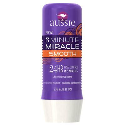 Imagem 3 do produto Aussie Smooth Shampoo 400ml + Aussie Smooth Tratamento Capilar 3 Minutos Milagrosos 236ml