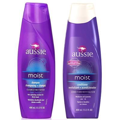 Imagem 1 do produto Kit Aussie Moist Shampoo + Condicionador