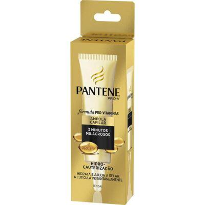 Imagem 3 do produto Kit Pantene Shampoo Hidratação Intensa 400ml + Ampola Hidro Cauterização 15ml