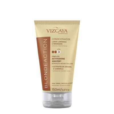 Imagem 3 do produto Kit Vizcaya Blonde Action Shampoo 200ml + Condicionador 200ml