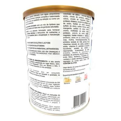 Imagem 2 do produto Complemento Alimentar Ensure Banana 400g 2 Unidades