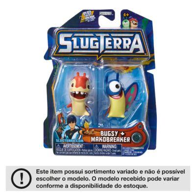 Imagem 6 do produto Slugterrâneo 2 Bonecos Sério 5 - BR470