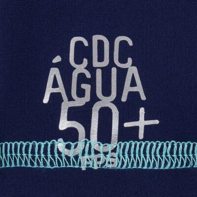 Imagem 4 do produto Conjunto de Banho Laguna: Camiseta surfista + Sunga - Cara de Criança - KIT 1 2576: SB2576 + CSA2576 SUNGA E CAMISETA PRANCHA BLUE-3