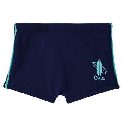 Imagem 5 do produto Conjunto de Banho Laguna: Camiseta surfista + Sunga - Cara de Criança - KIT 1 2576: SB2576 + CSA2576 SUNGA E CAMISETA PRANCHA BLUE-3