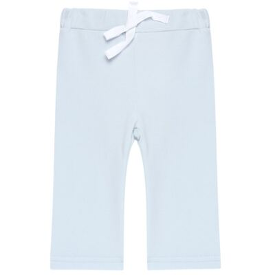 Imagem 4 do produto Body longo com Calça em viscomfort Le Petit Azul - Baby Classic - 18660001.03 CONJ.BODY C/GOLA E CALÇA - VISCOMFORT-P