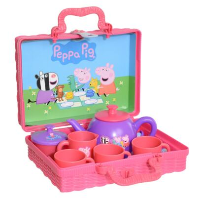 Imagem 2 do produto Peppa Pig Conjunto de Picnic de chá - BR194