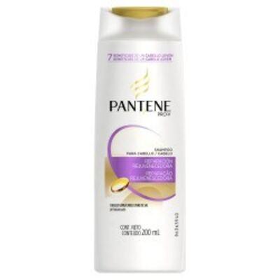 Imagem 1 do produto Shampoo Pantene Reparação Rejuvenescedora 200ml
