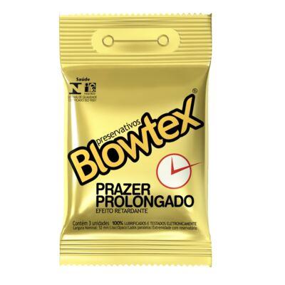 Imagem 4 do produto Kit Sensações Blowtex: 3 Preservativos Action + 3 Preservativos Prazer Prolongado + 1 Anel Vibrador