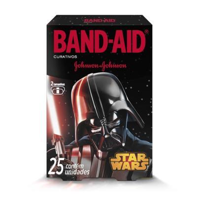 Imagem 2 do produto Curativo Band-Aid Star Wars Johnson´s 25 Unidades