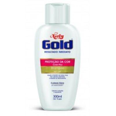 Imagem 2 do produto Shampooo Niely Gold Proteção da Cor 300ml - Shampoo Niely Gold Proteção da Cor 300ml