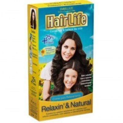 Imagem 1 do produto Relaxante Embelleze Hair Life Relaxin e Natural