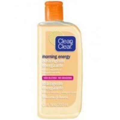 Imagem 1 do produto Adstringente Johnson´s Clean & Clear Morning Energy 200ml