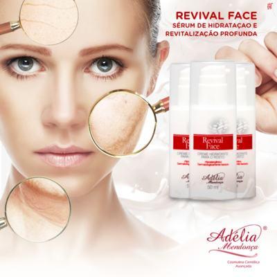 Imagem 2 do produto Revival Face 50ml - Creme Hidratante para o Rosto - 50ml