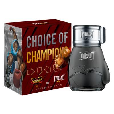 Imagem 2 do produto Choice Of Champions Street Fighter Shoryuken Everlast Perfume Masculino - Deo Colônia - 100ml