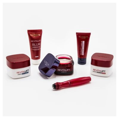 Imagem 4 do produto Rejuvenescedor Facial L'Oréal Paris Revitalift Laser X3 - 50ml