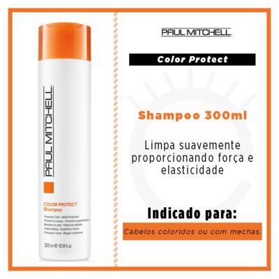 Imagem 2 do produto Paul Mitchell Color Protect Daily - Shampoo - 300ml