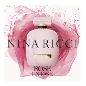 Rose Extase Nina Ricci Perfume Feminino - Eau de Toilette - 30ml