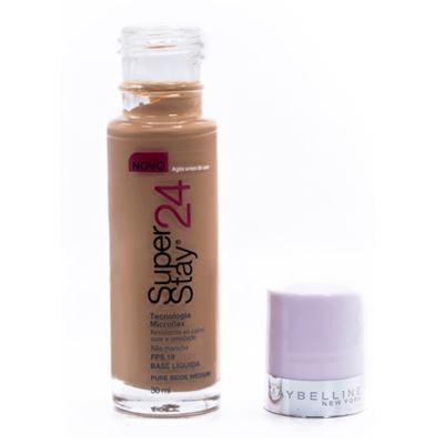 Imagem 4 do produto Super Stay 24H Maybelline - Base Facial - Pure Beige Medium