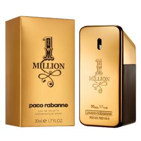 1 Million Paco Rabanne - Perfume Masculino - Eau de Toilette - 30ml