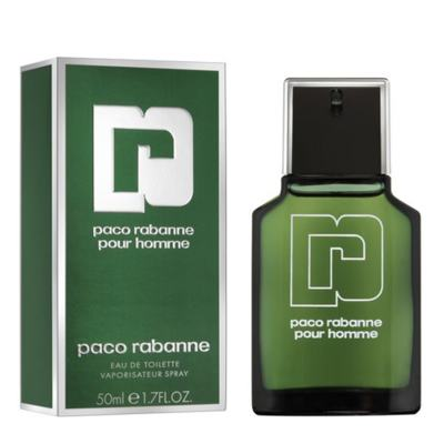 Imagem 5 do produto Paco Rabanne Pour Homme Eau De Toilette Masculino - 50 ml