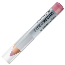 Color Sensational Extreme Metallics Maybelline - Batom em Lápis - Aceita