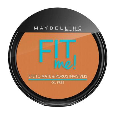 Imagem 5 do produto Fit Me! Maybelline - Pó Compacto para Peles Médias - 220 - Médio Pra Mim