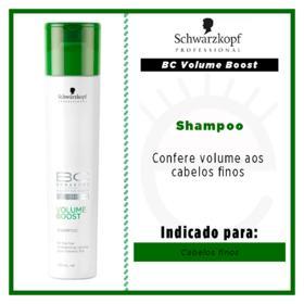 Schwarzkopf BC Bonacure Volume Boost - Shampoo - 250ml