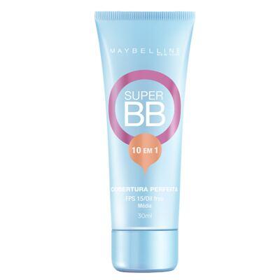 Imagem 1 do produto Base Facial Maybelline Super BB Cream - Médio