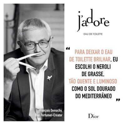 Imagem 4 do produto J'adore Eau de Toilette Dior - Perfume Feminino - 100ml